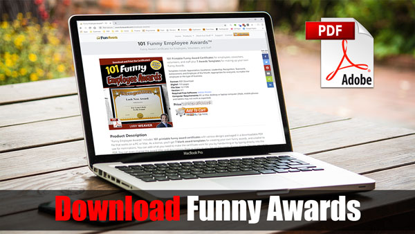 Download the Awards